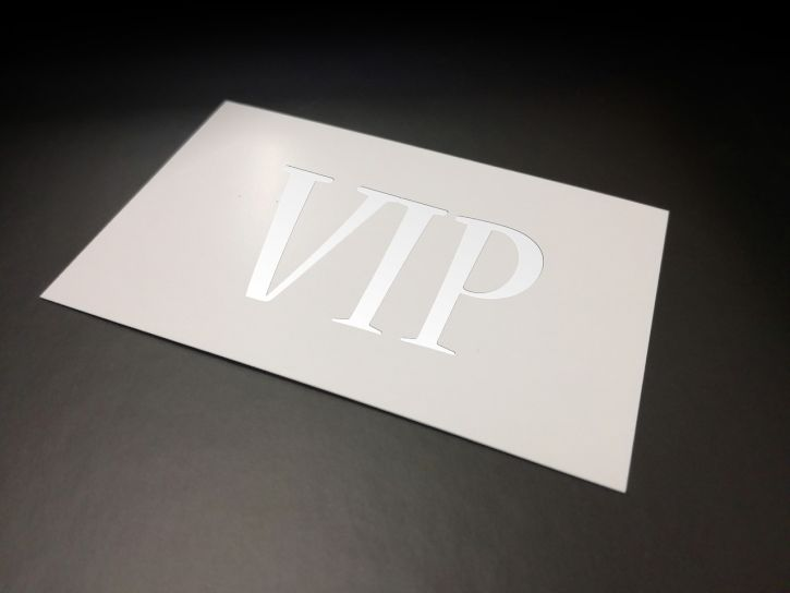 Little VIP treatment